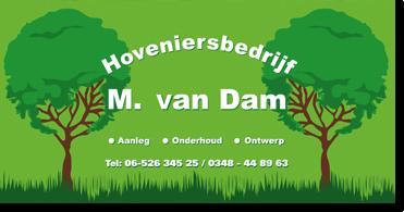 Hoveniersbedrijf M. van Dam
