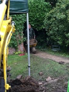 Onderhoud tuin M. van Dam