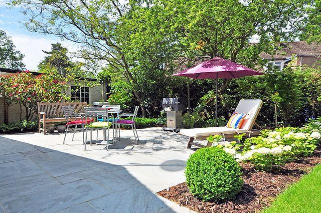 Klassiek moderne tuin aanleggen in zoetermeer
